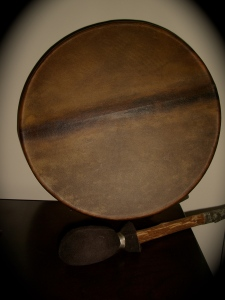 My frame drum!